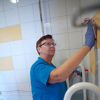 Dieptereiniging Keukens & Sanitair